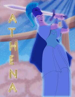 Athena Disney