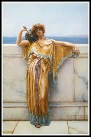 Klymene Atlas' mother