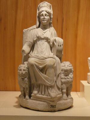 Cybele Bithynia Nicaea