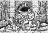 12th-labor-of-hercules-cerberus-pierre-salsiccia