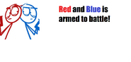 Red And Blue SSBB5