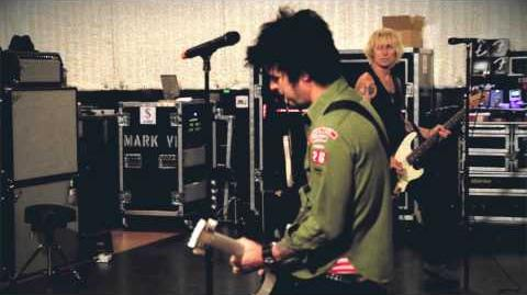 "Green Day ""Nuclear Family"" - Official Video"