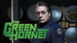 The Green Hornet - Edward James Olmos