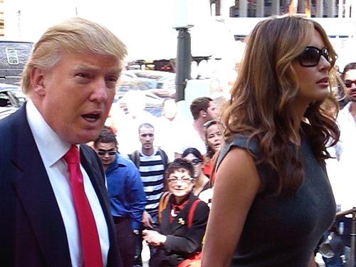 File:Donald Trump & Melania.jpg