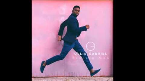 """""""Running Man"""" - Ollie Gabriel"""