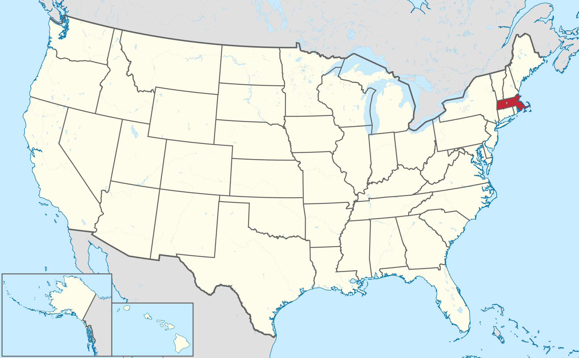 Massachusetts On A Map Montana Map Massachusetts Maps And Data - Massachusetts us map