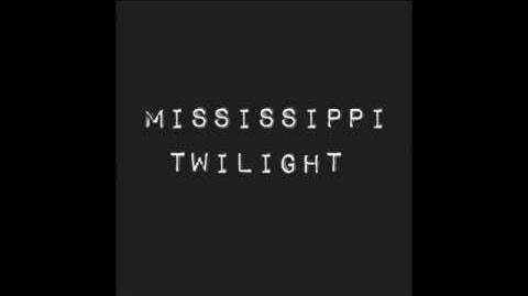 """It's Voodoo"" - Mississippi Twilight"