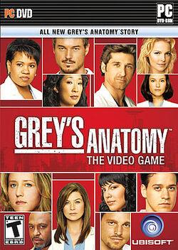 Grey'sAnatomyVideoGame