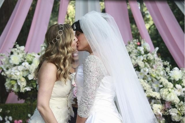 callie and arizonas wedding greys anatomy and private