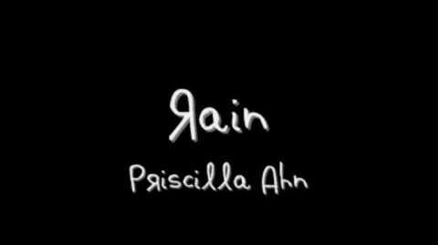 """Rain"" - Priscilla Ahn"