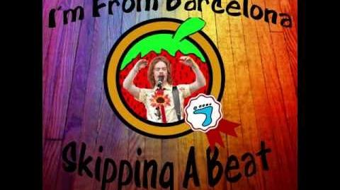"""""""Skipping a Beat"""" - I'm From Barcelona"""