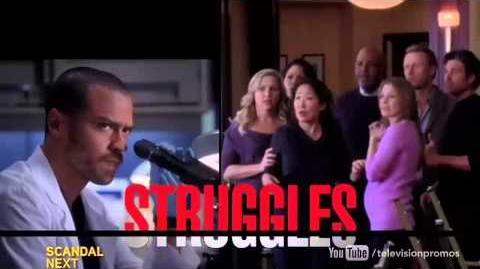 """Grey's Anatomy 9x16 Promo """"This Is Why We Fight"""" (HD)"""