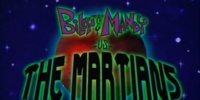 Billy & Mandy vs. the Martians