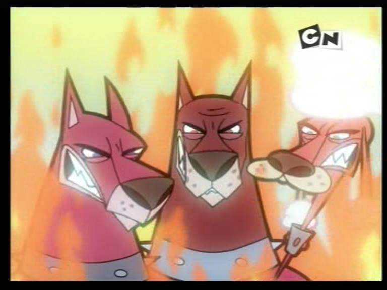 Nergal S Three Dogs