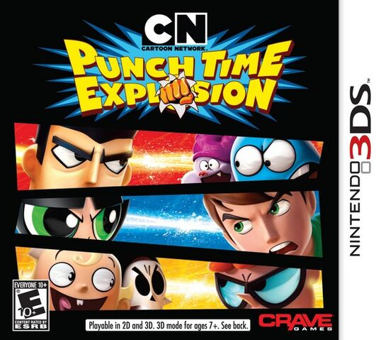 File:Cartoon Network Punch Time Explosion cover art.jpg