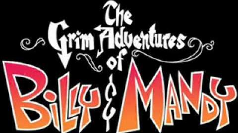 Grim adventures of Billy and Mandy - Darkness