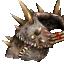 Razorback's Spined Mantle Icon