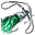 Starfury Emerald Icon