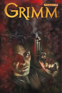 Comic 7 Cover