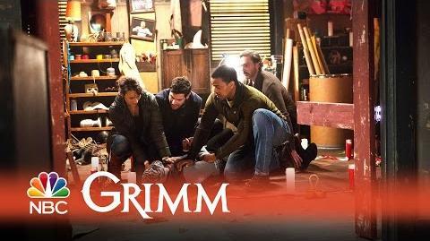 Grimm - Unmasking the Man (Episode Highlight)