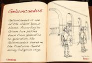 307 Gelumcaedis Diaries 1