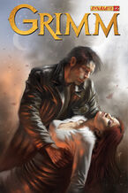Comic 12 Cover