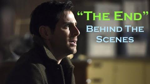 "Grimm - ""The End"" - Behind the Scenes (Nick Grieves)"