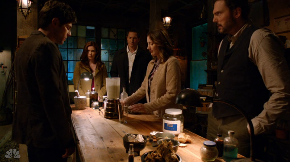 Image - 213-making the potion.png | Grimm Wiki | Fandom powered by ...