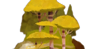 Fuzzlehorn Habitat