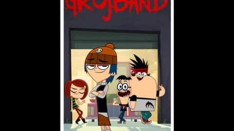Grojband - Song 13 Welcome To My Nightmare From The Episode 7 (Original Version) (HQ)