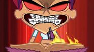 Anger Diary Mode Writing