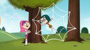 Spider Mina!