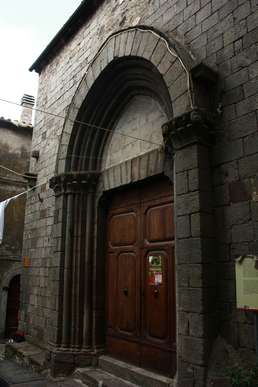 Image chiesa di san clemente montelaterone ingresso jpg - Dimensione casa grosseto ...