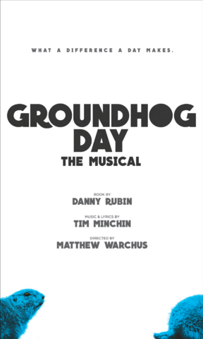 File:Groundhog Day Broadway first poster.png