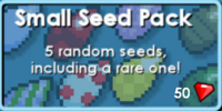 Small Seed Pack