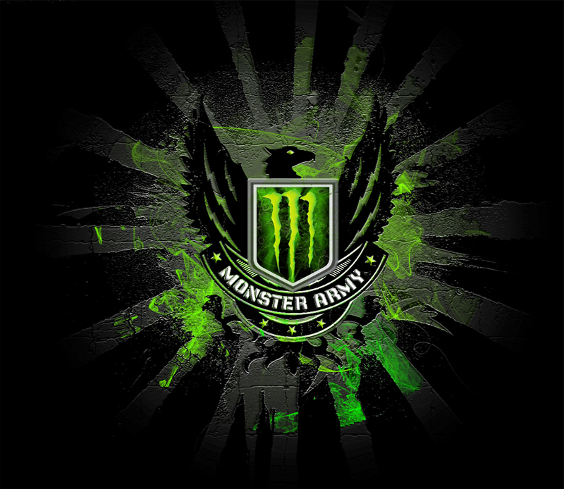 Image Monster Energy Promo 1 By MichaelVollrathjpg