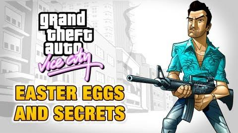 GTA Vice City - Easter Eggs and Secrets
