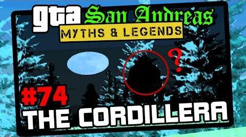 GTA San Andreas Myths & Legends Myth 74 The Cordillera