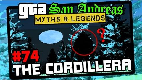 GTA San Andreas Myths & Legends Myth 74 The Cordillera