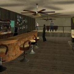 The Interior of Lil' Probe Inn.