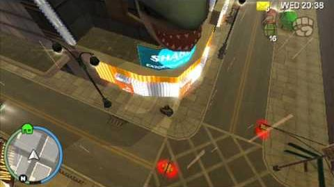 GTA Chinatown Wars - Easter Eggs