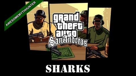 GTA San Andreas Myths & Legends -Sharks HD
