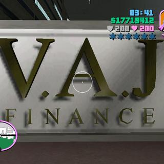 V. A. J. Finance Building