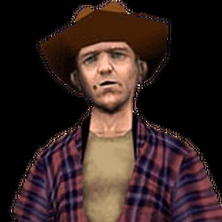 The cowboy's model.