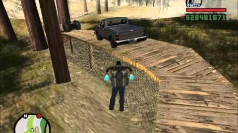 GTA Mystery hunters SA - Case 14 - Mount chiliad ghost cars