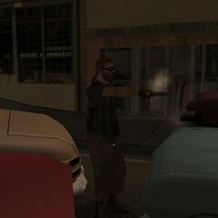 Street criminal, shooting