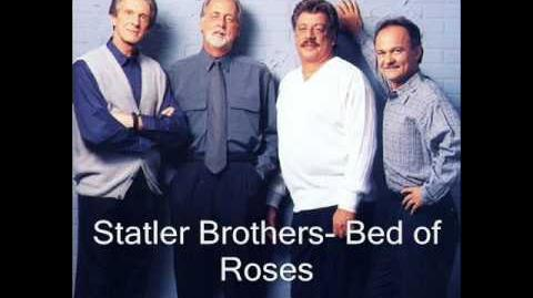 Statler Brothers- Bed of Roses