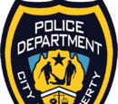 Liberty City Police Department (univers HD)