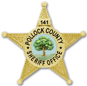 File:Pollock County Sheriff Badge.png