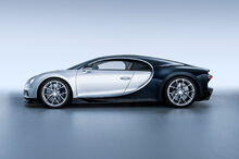 BugattiChironSide